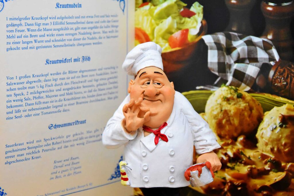 Cookbook with chef