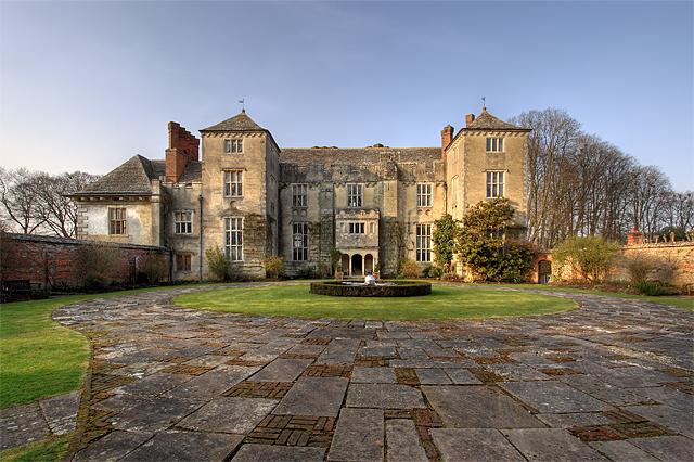Cranborne Manor, Cranborne, Dorset