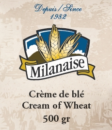 La Milanaise cream of wheat
