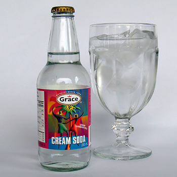 Clear Cream Soda