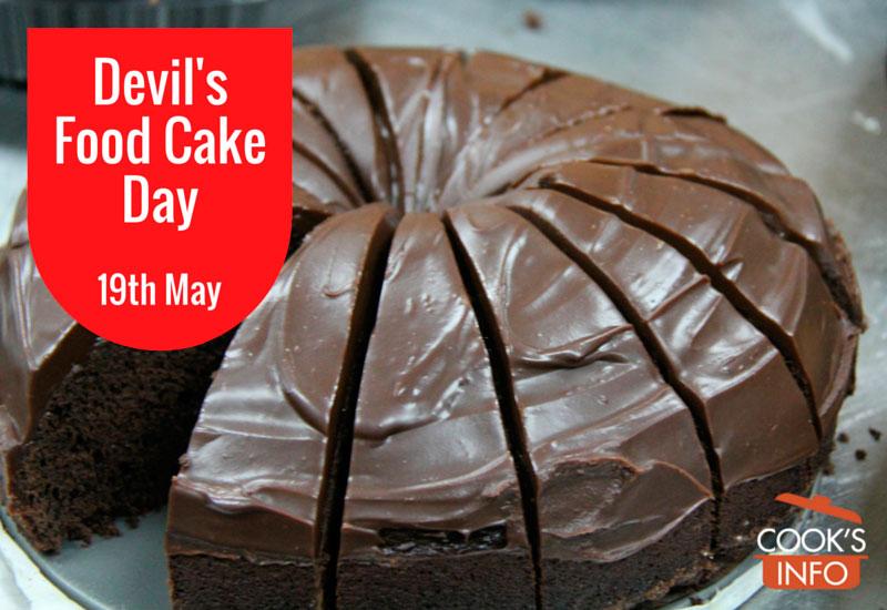 Devil's Food Cake Day