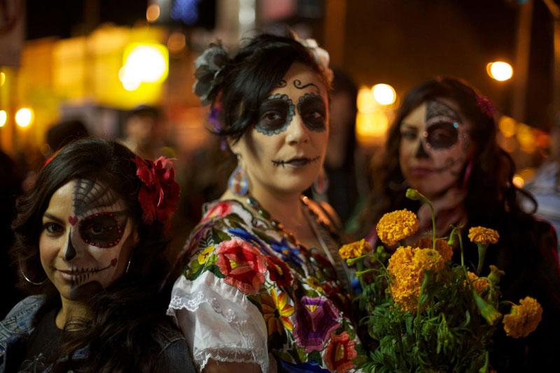 Dia de los Muertos San Francisco