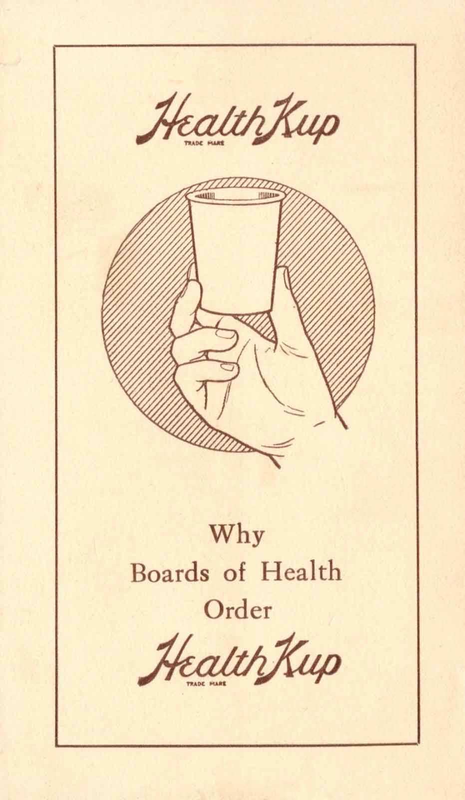 Health Kups aka Dixie Cups