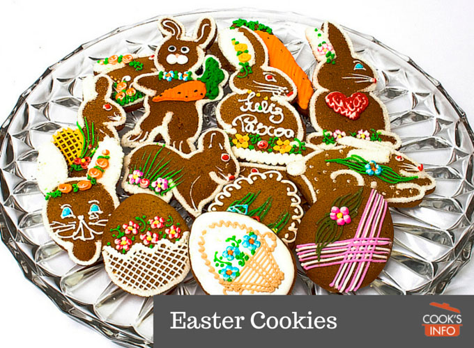 Easter Cookies from Brazil
