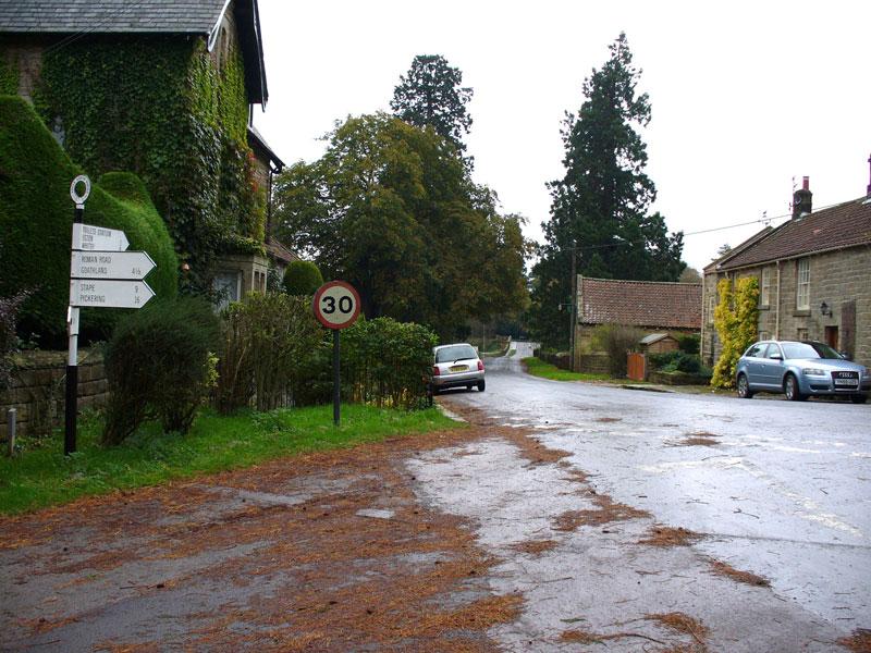 Egton Bridge Village
