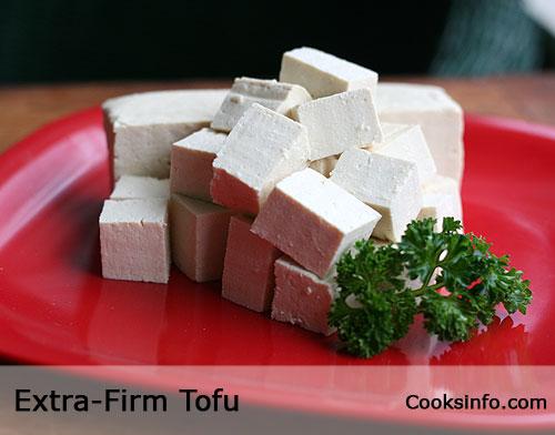 Extra-Firm Tofu