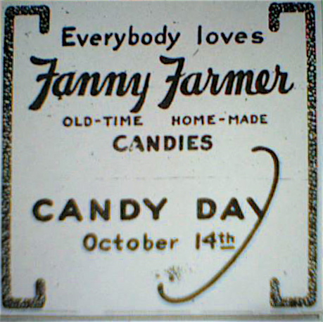 Fanny Farmer Candy