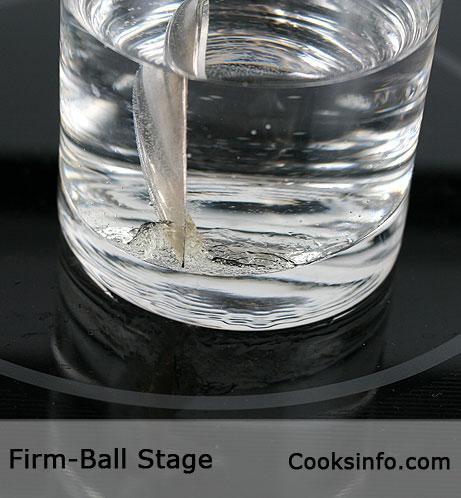Firm-Ball Stage