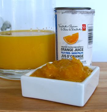 How To Make Orange Juice From Frozen Concentrate