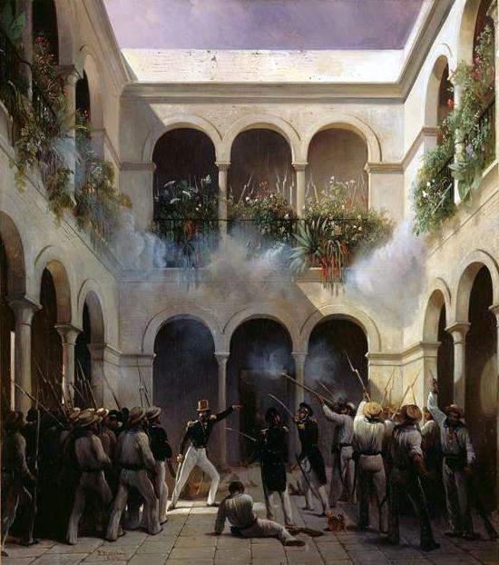 Battle of Vera-Cruz