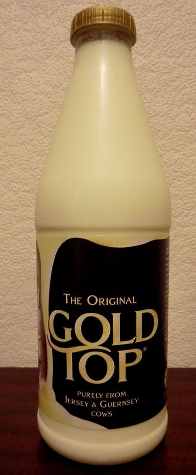 Gold Top Milk