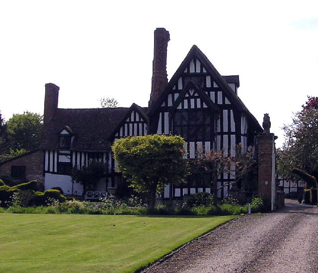 Huddington Court, Worcestershire