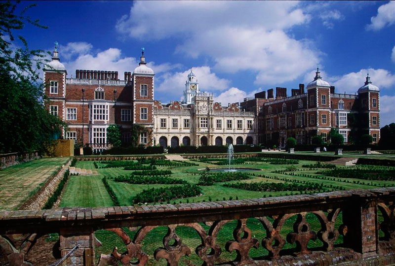 Hatfield House, Hertfordshire, England