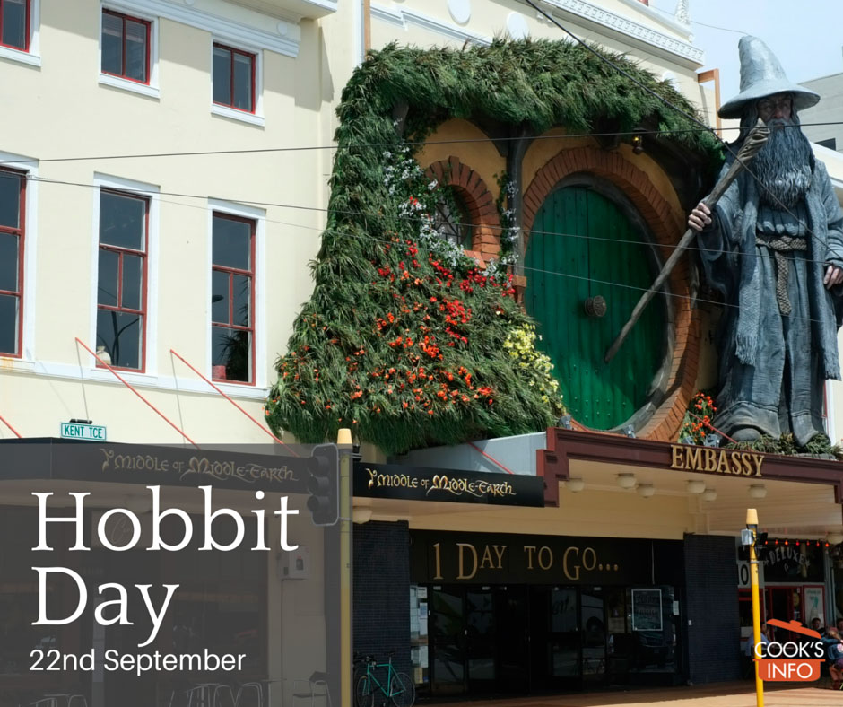 World premiere of Hobbit Movie, 2012, Wellington, New Zealand.