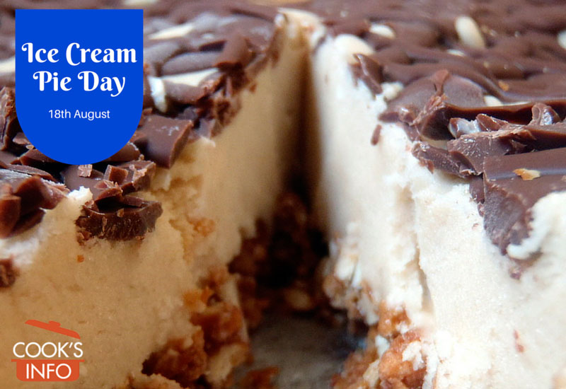 Ice Cream Pie Day
