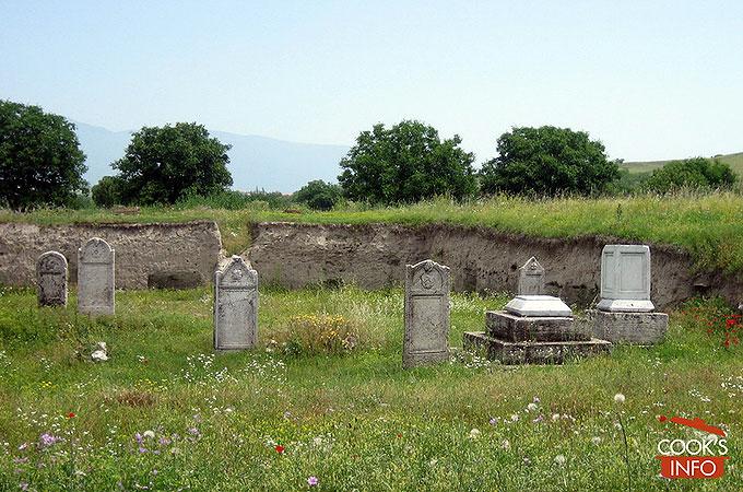 Roman cemetary