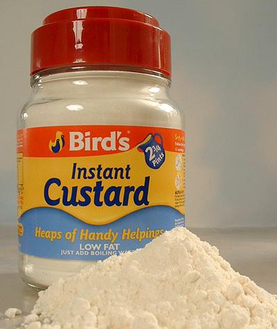 Instant Custard Powder