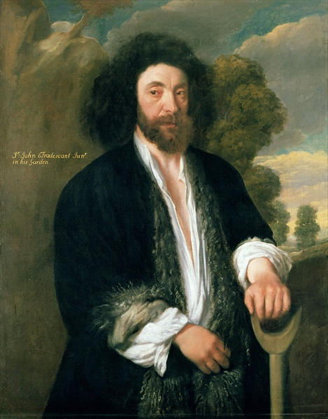 John Tradescant the younger