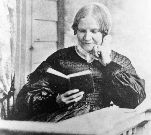 Lydia Maria Francis Child