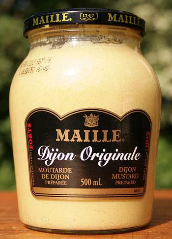 Maille brand Dijon Mustard