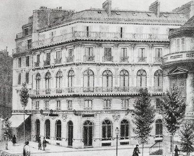 La Maison dorée: 20 Boulevard des Italiens, Paris
