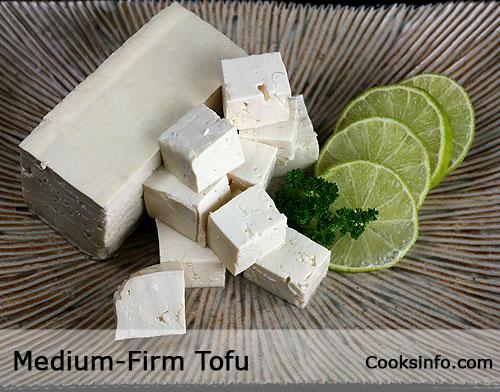 Medium-Firm Tofu