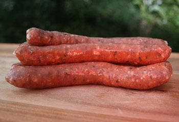 Merguez Sausage