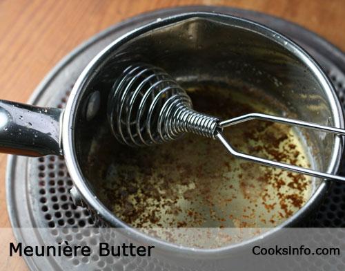 Meunière Butter