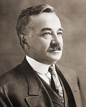 Milton S. Hershey c. 1905