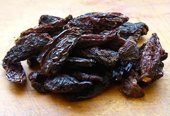 Chipotle Chiles (Morita type)
