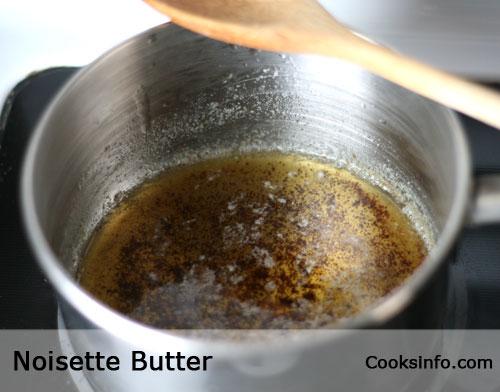 Noisette Butter