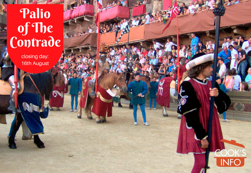 Palio of The Contrade
