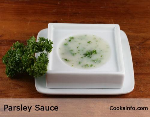 Parsley Sauce