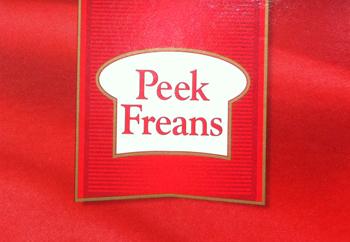 Peek Freans Logo