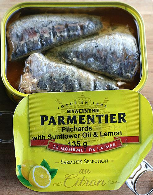 Pilchard Sardines