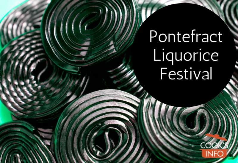 Pontefract Liquorice Festival