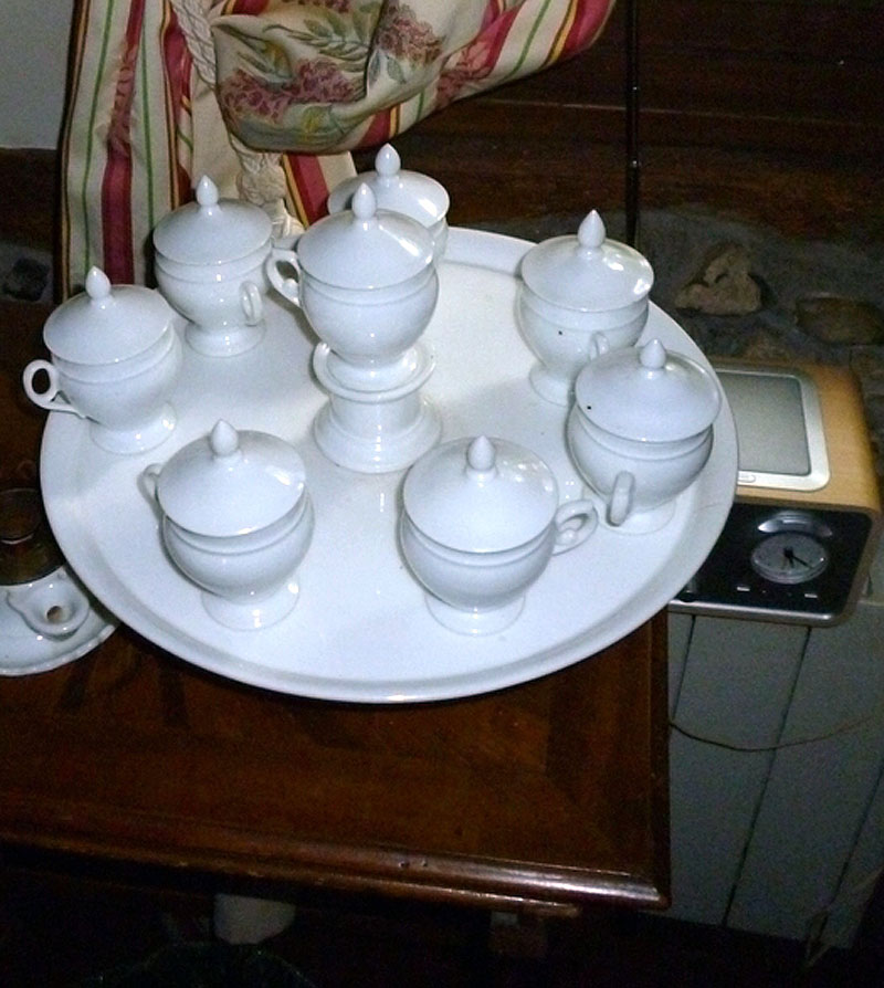 Classic pots de crème set