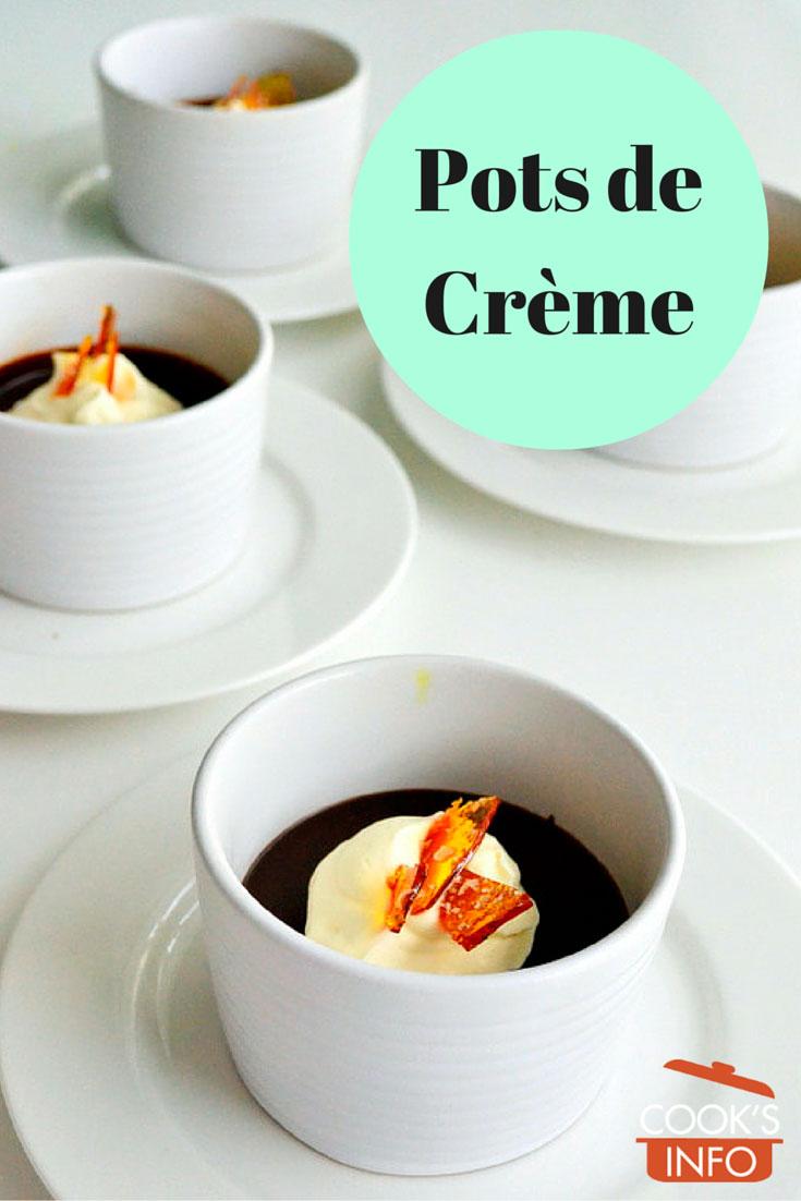 Pots de Crème