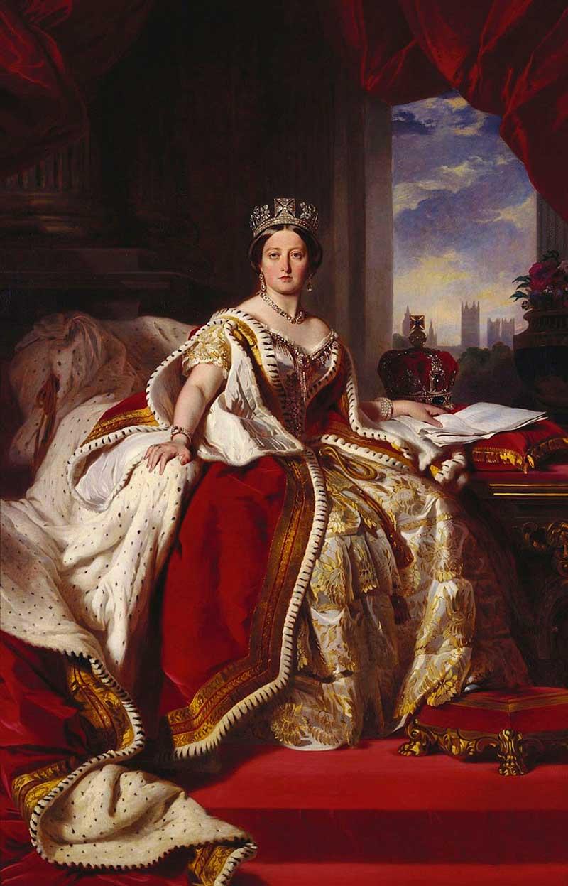 Queen Victoria, 1859