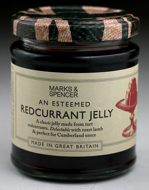 Red Currant Jelly