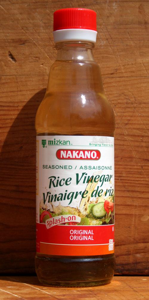 Seasoned Rice Vinegar