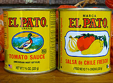 Tinned Salsa