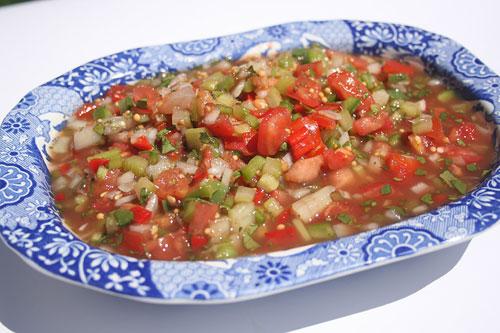 Salsa Cruda (Fresh Tomato Sauce) Recipe