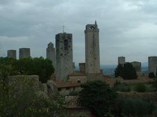 San Gimignano Medieval City