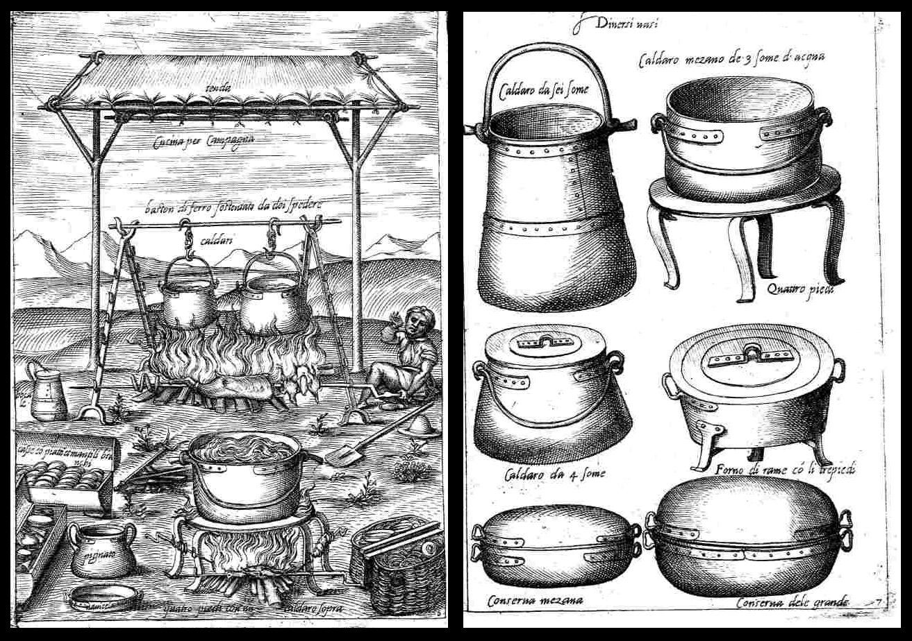 Cauldrons