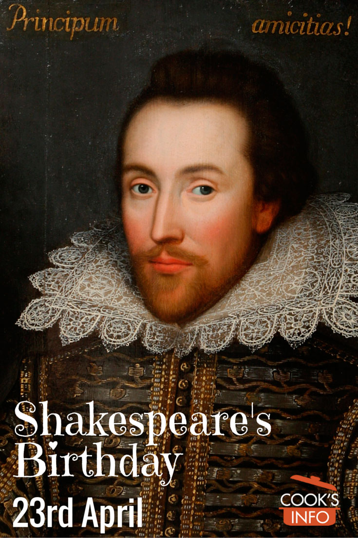 Shakespeare Birthday