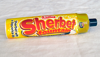 Sherbet Candy Powder