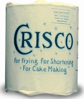 Crisco 1911 packaging