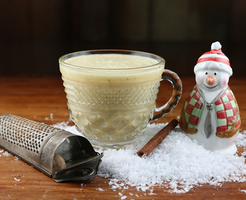 Skinny Thick and Creamy Egg Nog