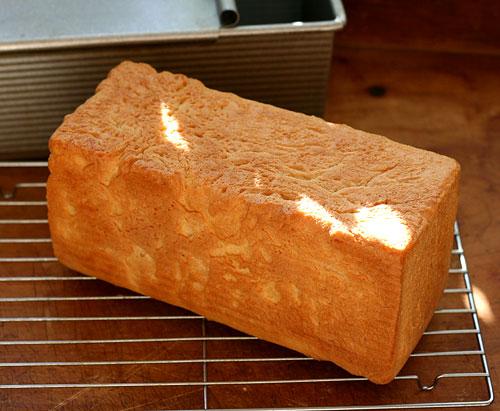 Skinny Bread Machine White Bread